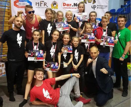 13 medali sądeczan na Mistrzostwach Polski