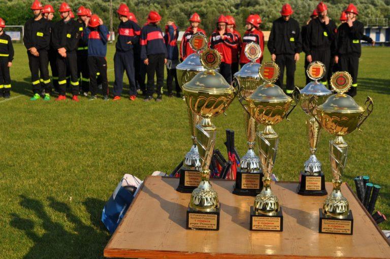 Pełna lista wyników Powiatowych Zawodów Sportowo-Pożarniczych MDP