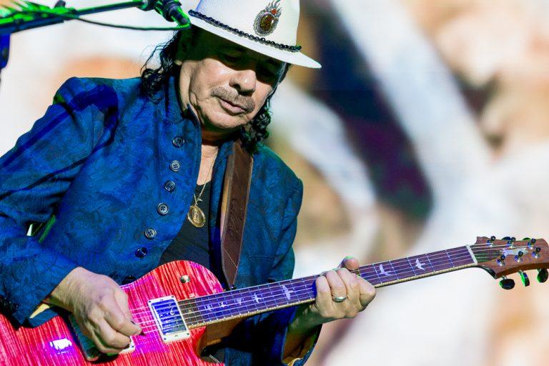 Tauron Life Festival Oświęcim 2018: uduchowiony Santana i hołd dla Brylewskiego