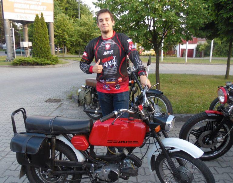 Ta Jawa to nie sen! Opowieść o tym jak Jakub Grodny odkurzył motoryzacyjną historię