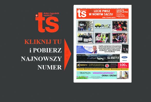 Specjalne wydanie DTS na 20-lecie PWSZ