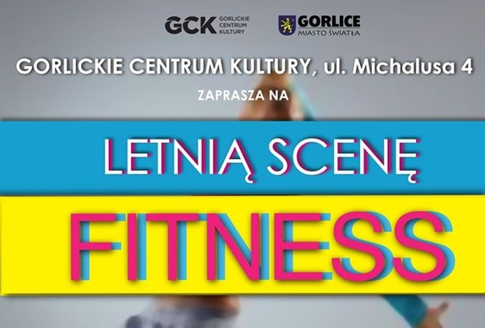 Letnia Scena Fitness już w sobotę. Okazja do ćwiczeń!