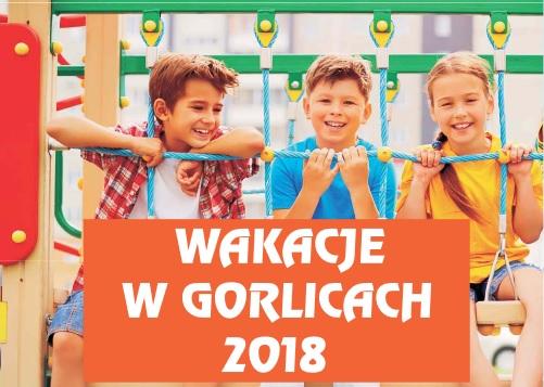 Wakacje 2018 w Gorlicach nie będą nudne! [Program imprez]