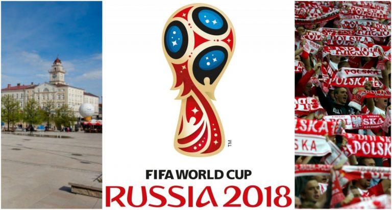 Mundial 2018 w Rosji. Będą kibicować na płycie rynku!