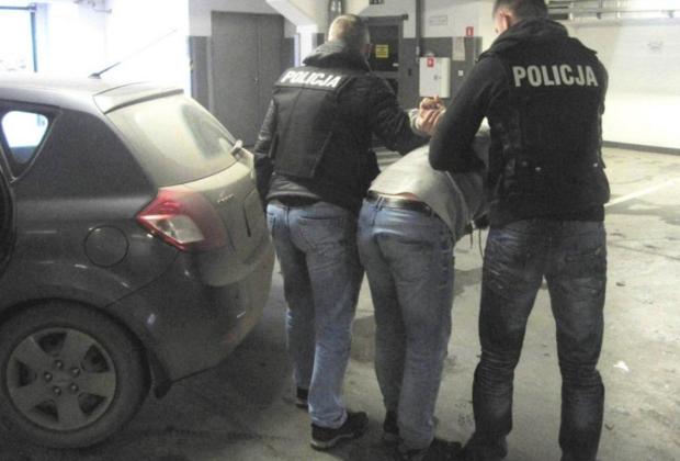 Krynica-Zdrój: złodziej w pensjonacie i narkotyki w bieliźnie