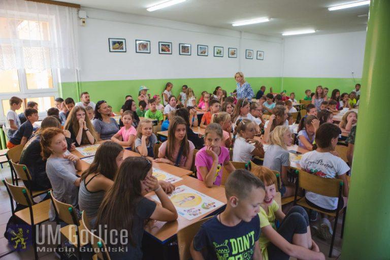 Towarzystwo Przyjaciół Dzieci zorganizowało półkolonię