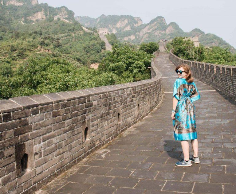 Przetańczyłam na Wielkim Murze Chińskim cztery dni