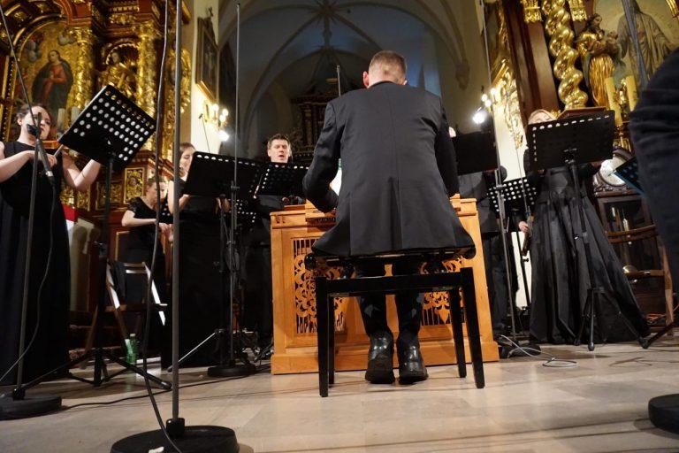 Rozpoczął się jubileuszowy Festiwal Muzyki Dawnej w Starym Sączu