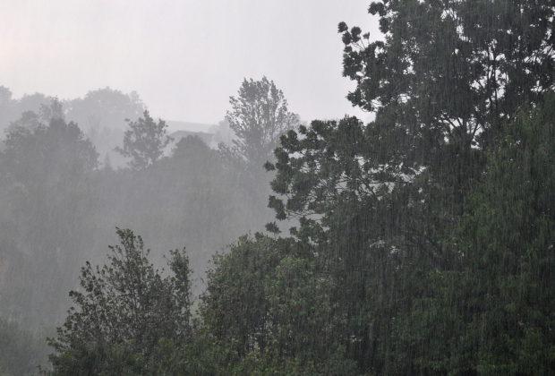 Wydano ostrzeżenie najwyższego stopnia! To nie koniec deszczu