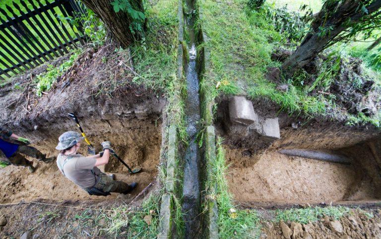 Muszyna-Plaveč: archeolodzy wydobywają z ziemi skarby historii