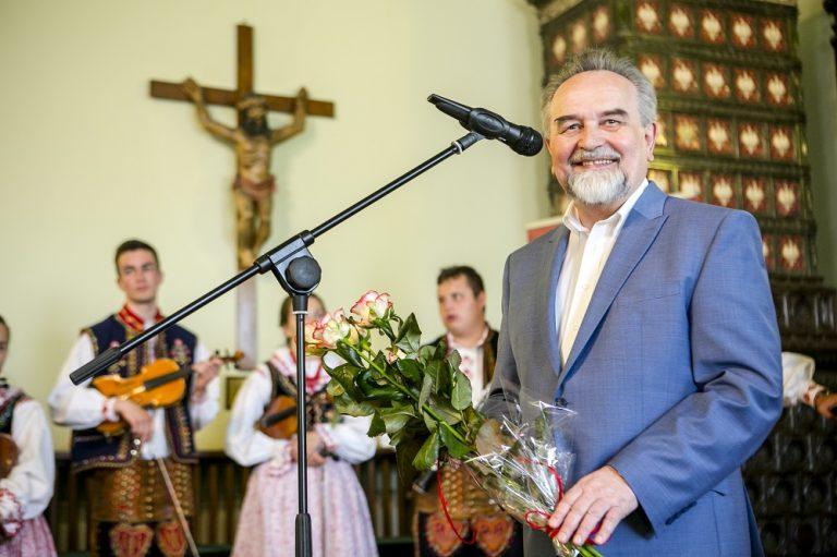 Antoni Malczak: Naszą siłą są dzieci i ich dziadek Józef Broda