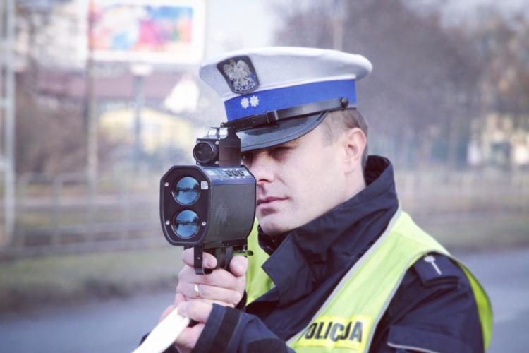 Uwaga! Policjanci prowadzą dziś akcję *Prędkość*