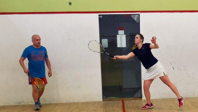 Poznaliśmy sądeckiego mistrza w squasha