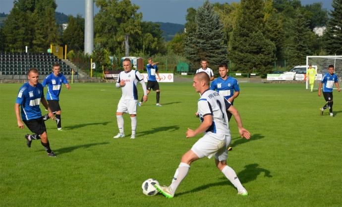 Sandecja II z drugą porażką z rzędu w lidze