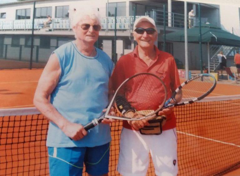 """Sądecki 83-letni tenisista znów na pudle! """"To było piękne"""""""