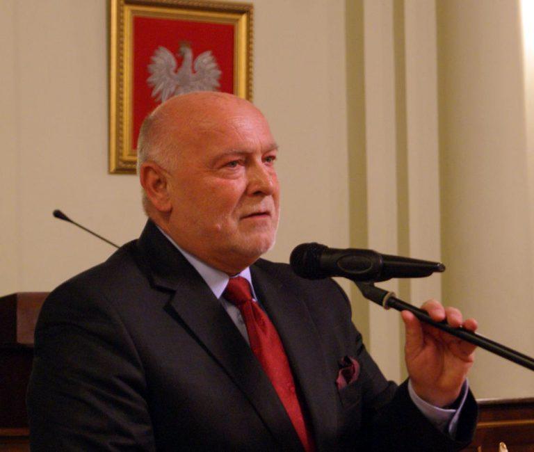 Wiceprezydent Jerzy Gwiżdż powalczy o fotel gospodarza Nowego Sącza