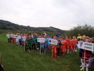 Tęgoborze: piłkarski Puchar Jeziora Rożnowskiego