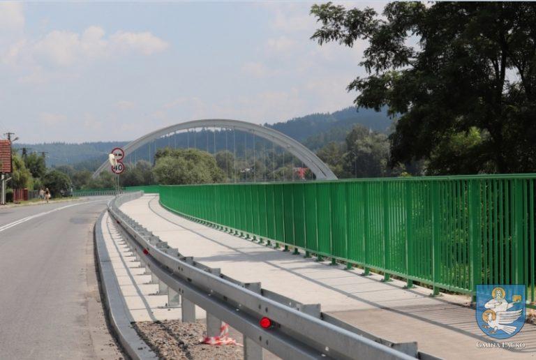 Kadcza – Jazowsko: gotowy fragment trasy rowerowej VELO DUNAJEC