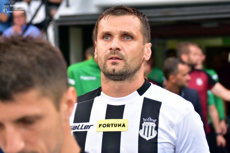 """Pomocnik Sandecji: """"Oby nasz stadion był twierdzą, jak poprzednim razem"""""""