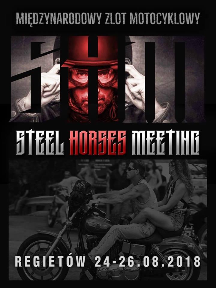 XXIV STEEL HORSES MEETING w Regietowie od 24 do 26 sierpnia!
