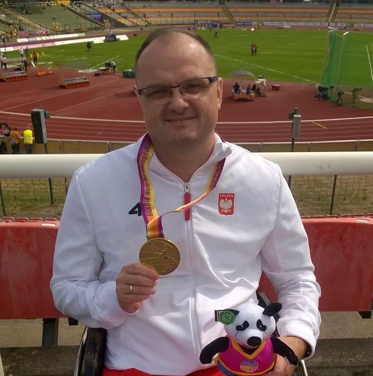 Złoty medal Mistrzostw Europy dla dyskobola Startu Nowy Sącz!