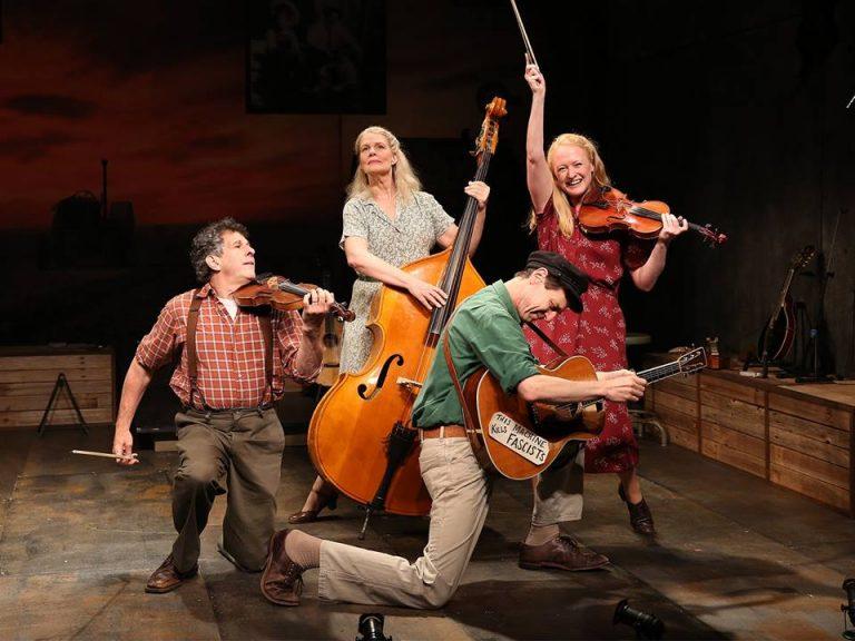 Muzycy z Broadwayu w Spóźnionym Słowiku