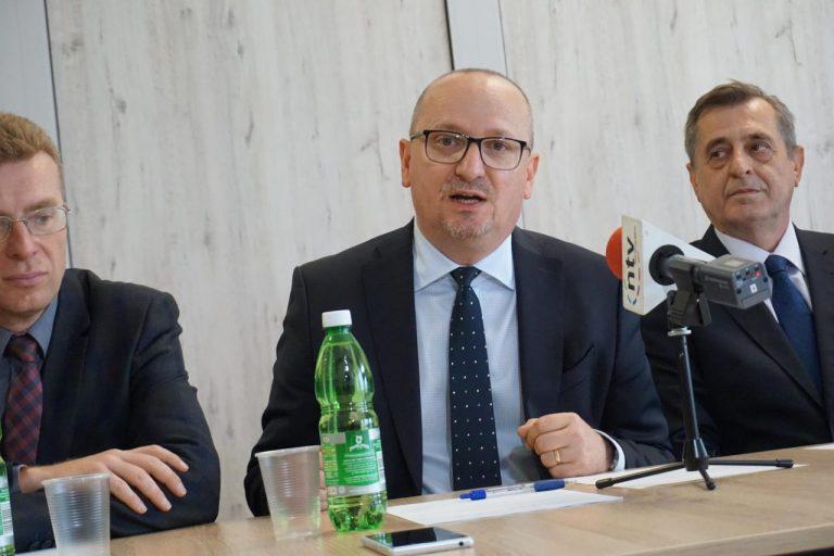 Krzysztof Głuc chce zmienić sądeckie osiedla