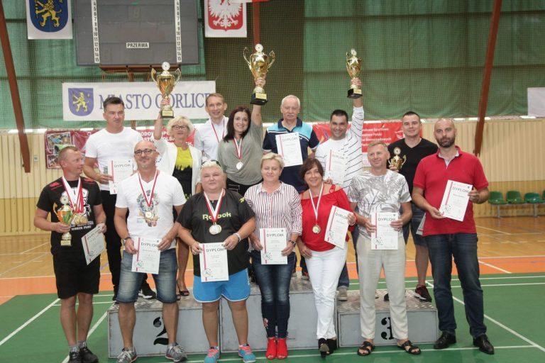 Gorlice. Pracownicy samorządów, radni i parlamentarzyści rywalizowali na Mistrzostwach Polski