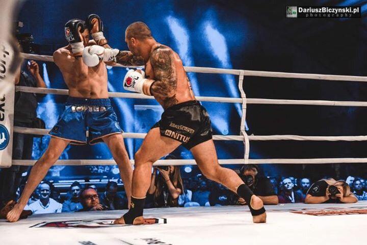"""Kickboxing. Nasz Łukasz """"Boom Boom"""" Pławecki stoczy trzy walki mistrzowskie w tym roku!"""