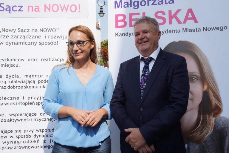 Małgorzata Belska ostatecznie rozstała się z partią Prawo i Sprawiedliwość