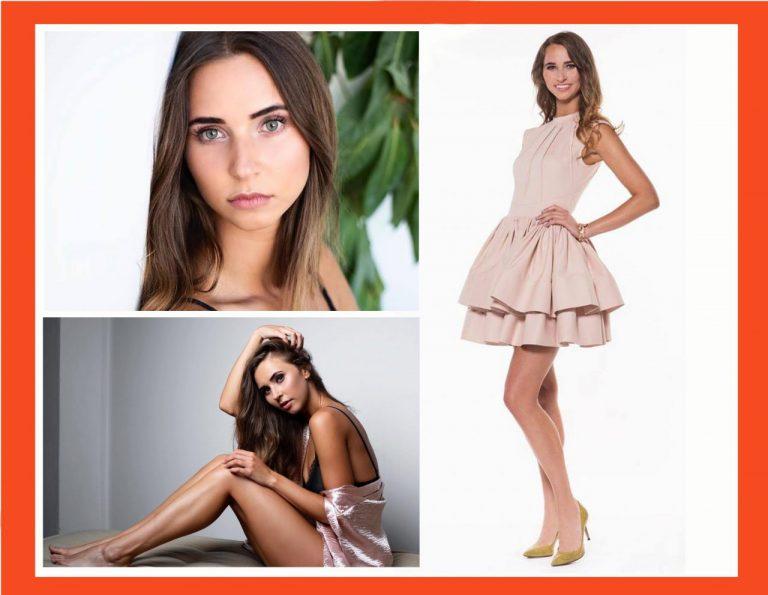 Piękna Laura z Sądecczyzny walczy o tytuł Miss Polonia Illinois w USA
