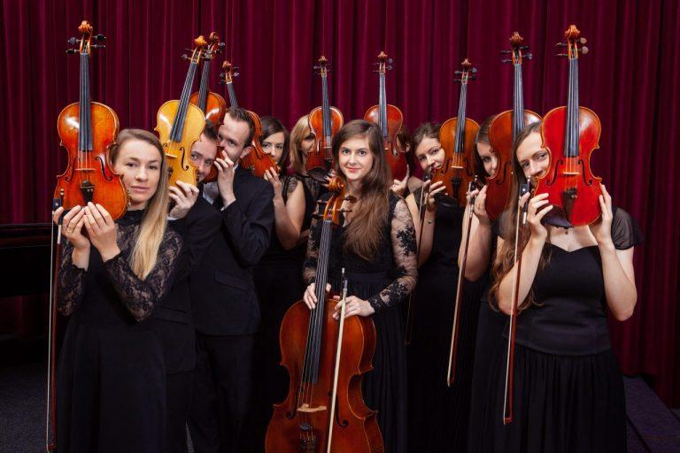 Młodzieńczy zapał i energia – Sinfonia Carpathia rozkręca się