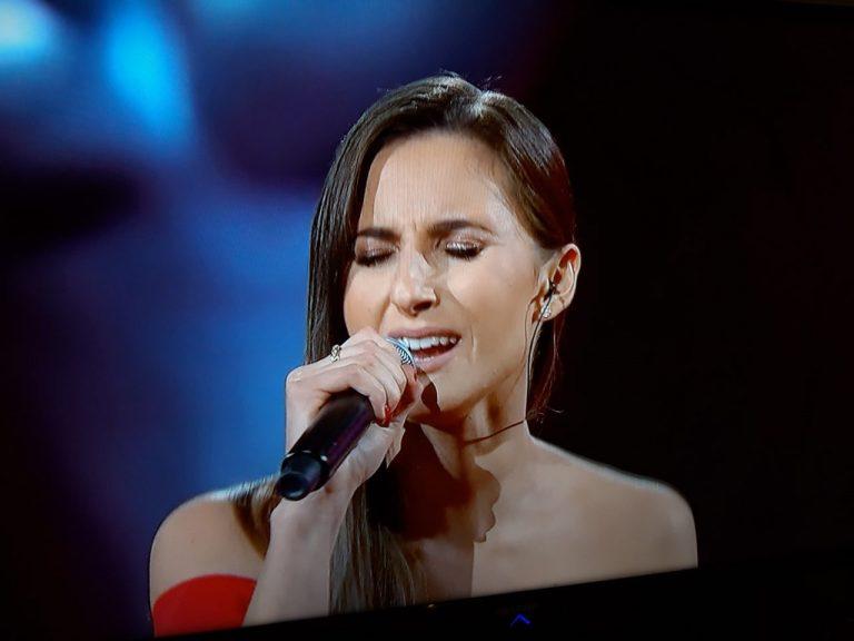 Izabela Szafrańska na muzycznym ringu The Voice of Poland pokazała co potrafi!