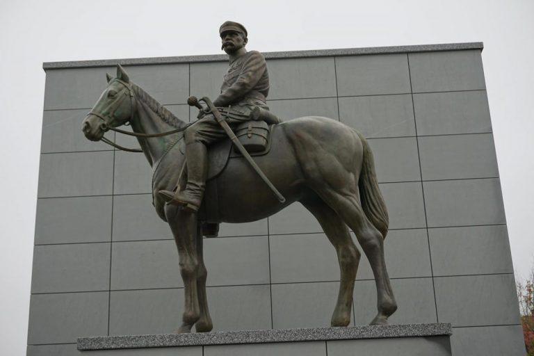 UWAGA! W niedzielę historyczne odsłonięcie pomnika marszałka Józefa Piłsudskiego