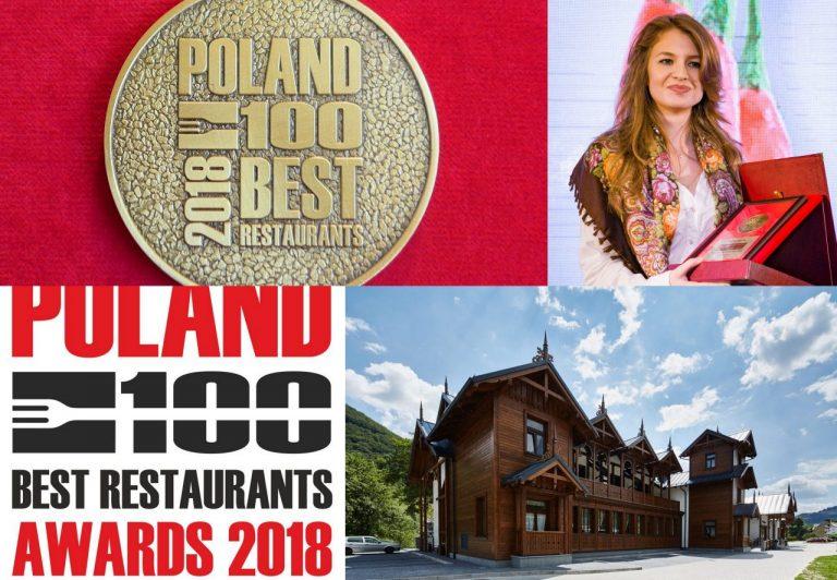 Wielka gala Poland 100 Best Restaurants już w piątek w Rytrze