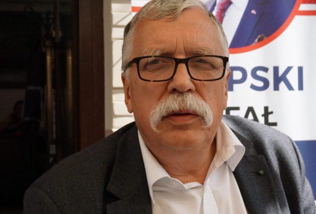 Rafał Skąpski: Głos na PiS jest głosem przeciw demokracji w samorządzie