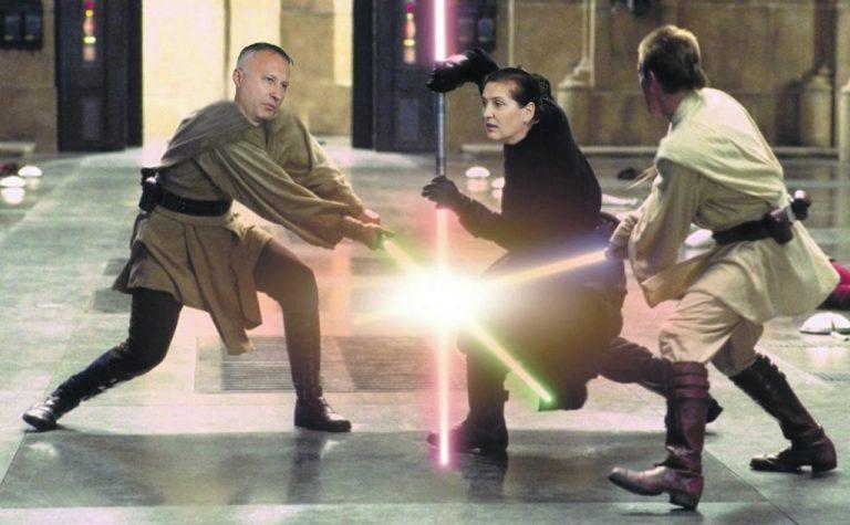 Sądeckie gwiezdne wojny
