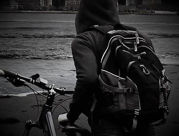 Ukradł rower spod sklepu. Godzinę później był już w rękach policji