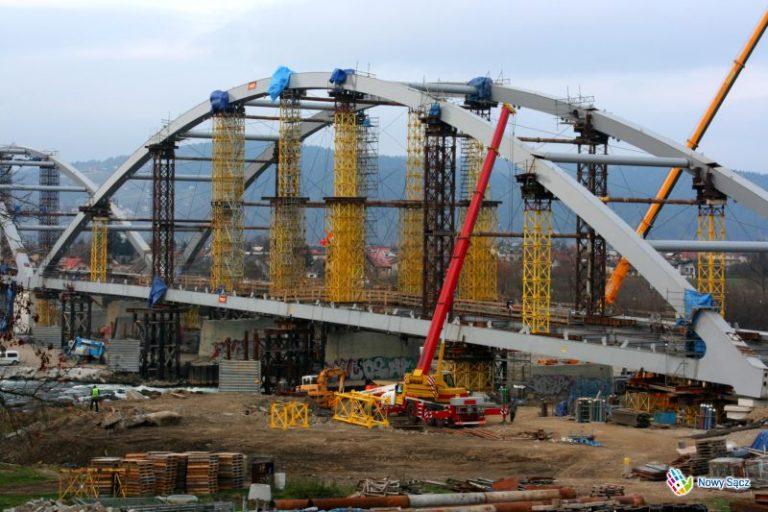 Nowym mostem przejedziemy na wiosnę. Trzy powody opóźnień