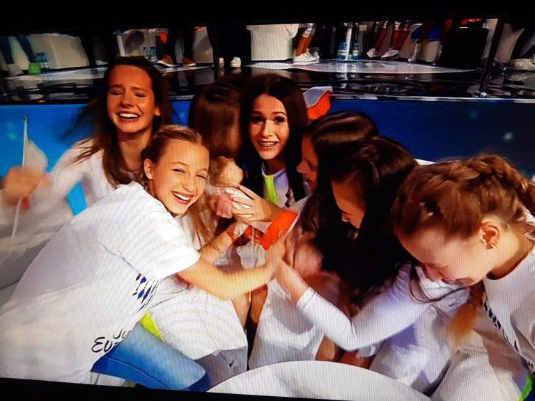 Roksana Węgiel wygrała Eurowizję dla Dzieci! Nastolatka pierwsze nagrody zdobywała w Nowym Sączu