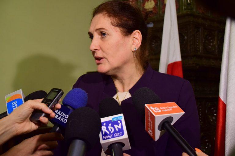 Nowa przewodnicząca rady miasta: nie traktuję tego, jako kontry do pana prezydenta