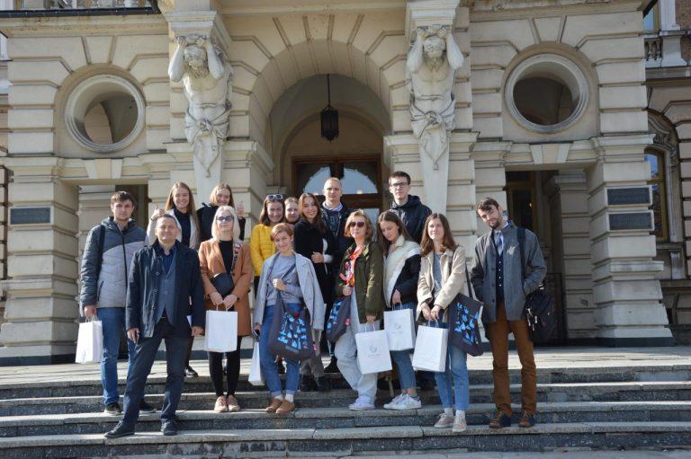 Wrażenia uczestniczki Wizyty Study Tours to Poland w Nowym Sączu.