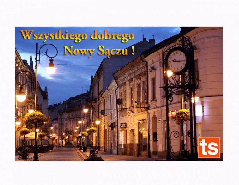 Dużo dobra życzymy Wam z okazji 726 urodzin miasta !