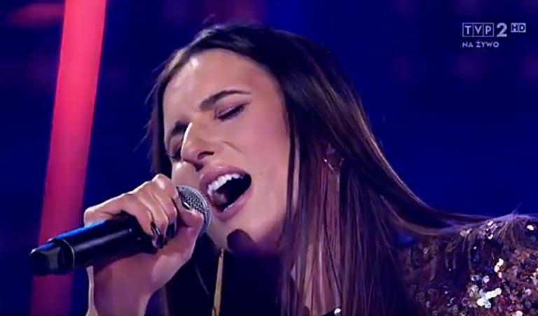 Izabela Szafrańska w pięknym stylu pożegnała się z The Voice of Poland. Posłuchajcie!