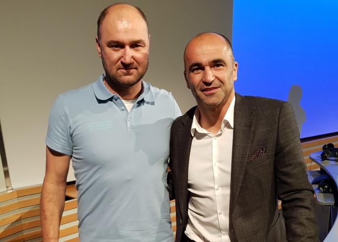 Trener Sandecji na kursie UEFA w Nyonie