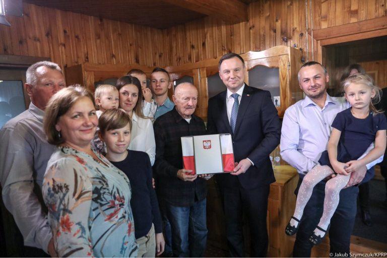 To będą jego pierwsze święta w Polsce od ponad 70 lat