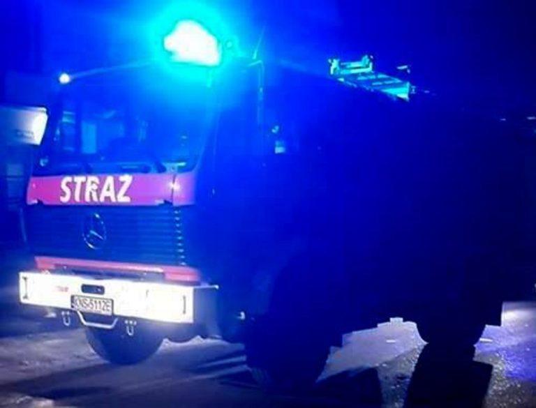 Korzenna: zderzenie dwóch osobówek. 19-latek poszkodowany