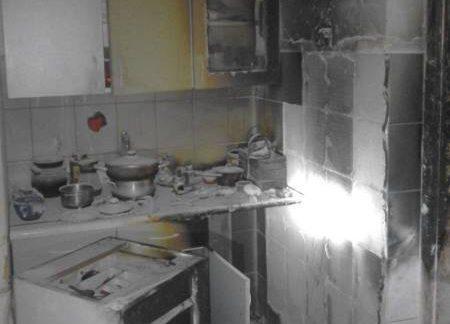 [Aktualizacja] Wybuch gazu: dwie osoby poszkodowane, zakaz użytkowania dwóch pięter budynku