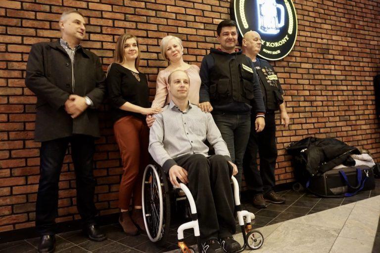 Izabela Trojanowska odwiedzi Nowy Sącz, aby pomóc Krzyśkowi stanąć na nogi