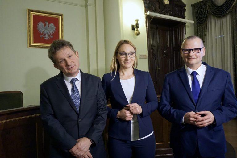 Belska, Poręba i Tabasz. Wybrano nowych dyrektorów wydziałów